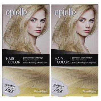 Kareway Epielle Hair Color for Women-Natural Blonde (Pack of 2)