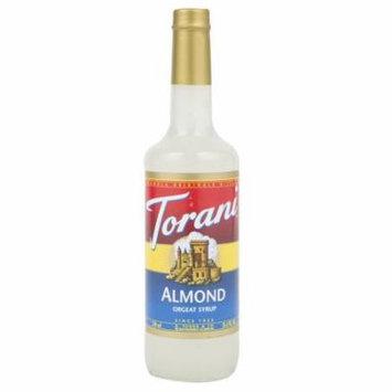 Torani Syrup - Almond - PET - 3 pack