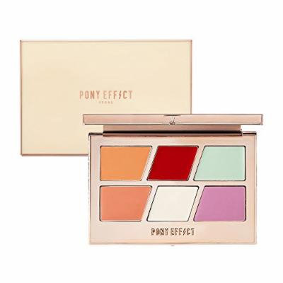 Pony Effect Color Correcting Master Palette