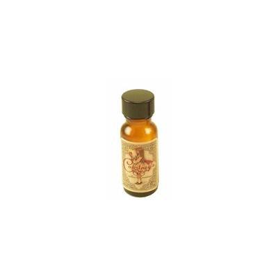 Scented Fragrance Oils - 0.5 Ounce Bottle - AMBER-POWDER