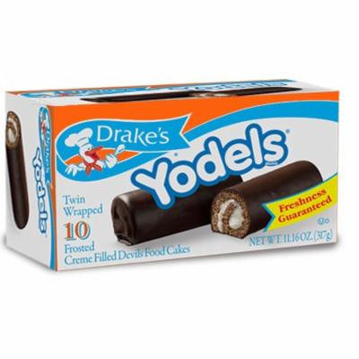 Drake's Yodels - 10 count box (Pack of 2 boxes)