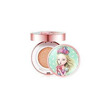 Beauty People Absolute Radiant Girl Cushion Foundation, Natural Sand, 18 Gram