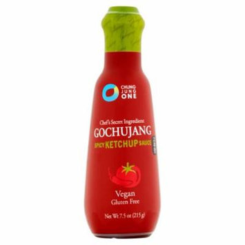 Chung Jung One Gochujang Spicy Ketchup Sauce, 7.5 oz, 6 pack