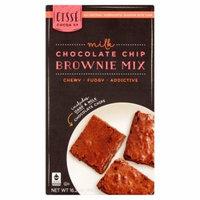 Cissé Cocoa Co Milk Chocolate Chip Brownie Mix, 16.2 oz, 6 pack