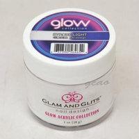 Glam and Glits GLOW ACRYLIC Glow in the Dark Nail Powder 2032 Strobe Light