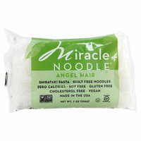 Miracle Noodle - Shirataki Pasta Angel Hair - 7 oz(pack of 6)