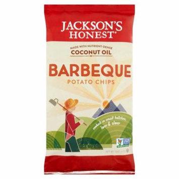 Jackson's Honest Barbeque Potato Chips, 5 oz, 12 pack