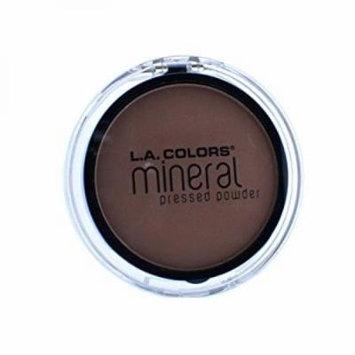 L.A. Colors Mineral Pressed Powder307 Classic Tan