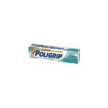 Super Poli-Grip Denture Adhesive Cream - 2.4 Oz, 2 Pack