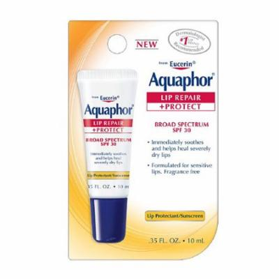 Aquaphor Lip Repair Plus Protect, Broad Spectrum Spf 30