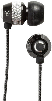 Acoustic Research AR Performance Series Noise Isolating Earbuds - HP1030 with Mic