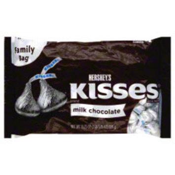 Hershey's Kisses Milk Chocolate Family Bag