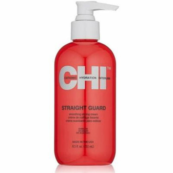 4 Pack - CHI Straight Guard Smoothing Styling Cream, 8.5 oz