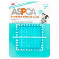 ASPCA Blue Squeaky Dental Cube