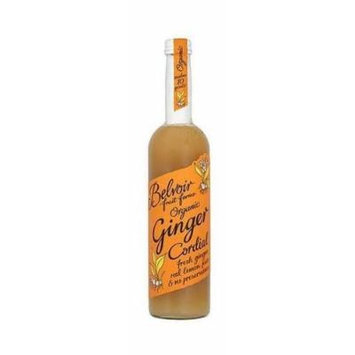 (10 PACK) - Belvoir Ginger Cordial - Organic | 500ml | 10 PACK - SUPER SAVER - SAVE MONEY