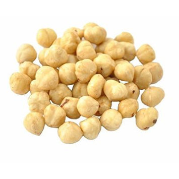 Anna and Sarah Blanched Turkish Hazelnuts (Filberts) in Resealable Bag, 5 Lbs