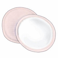 Curity Nursing Pad 5 Inch Polymer Disposable Case of 288