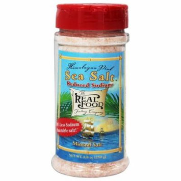 FunFresh Foods - Himalayan Pink Sea Salt Reduced Sodium - 8.8 oz(pack of 12)