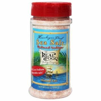 FunFresh Foods - Himalayan Pink Sea Salt Reduced Sodium - 8.8 oz(pack of 6)