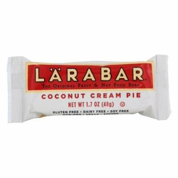 Larabar - Coconut Cream Pie Bar - 1.7 oz(pack of 6)