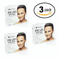 Bella Eleganze 3 PACK Eyelid Tape Instant Eye Lift Without Surgery - Achieve Big Beautiful & Youthful Lids 120 Strips Medical Grade Latex Free Hypoallergenic - Small 3mm x 26mm