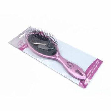 Beauticom Amazing Detangling Wet & Dry Pink Hair Brush