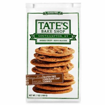 Tate's Bake Shop Gluten Free Chocolate Chip Cookies 7 oz Bags - Pack of 3