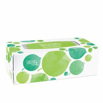 Seventh Generation Facial Tissues, 2-ply 175.0 (Pack of 12)