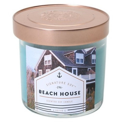 Signature Soy™ Jar Candle Beach House - 4oz