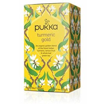Pukka Turmeric Gold Tea (6 x 20 bags)