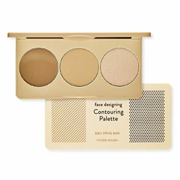 Etude House Face Designing Contouring Palette (#01 Gold Brown)