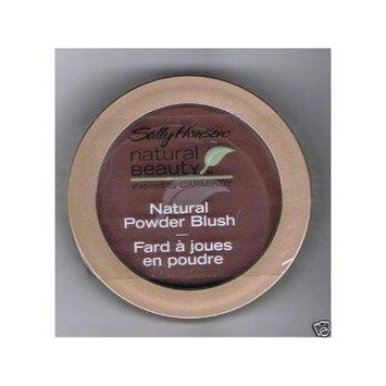 sally hansen natural beauty powder blush, poppy, inspired by carmindy.