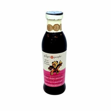 The Ginger People Spicy Ginger Teriyaki Yummy Marinade & Simmer Sauce 12.7 fl oz