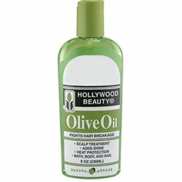 4 Pack - Hollywood Beauty Olive Oil ScalpTreatment, 8 oz