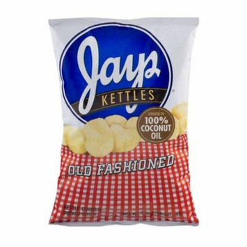 Jays Kettles Potato Chips Old Fashioned, 7 Oz