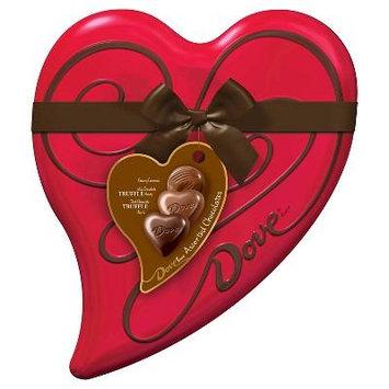 Dove Assorted Valentines Chocolate 6.5oz