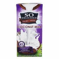 So Delicious - Dairy Free Coconut Milk Beverage Unsweetened Vanilla - 32 oz(pack of 12)