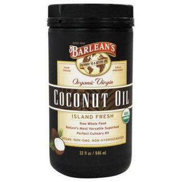 Barlean's - Extra Virgin Coconut Oil - 32 oz (pack of 4)