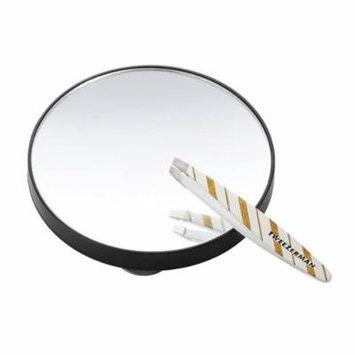 Tweezerman Professional - Merry & Bright - Mini Slant Tweezer & 10x Magnifying Mirror DUO