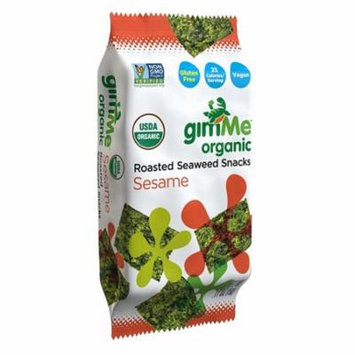 Gimme Snacks Sesame 0.17 oz Bags - Pack of 12