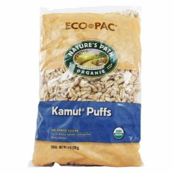 Nature's Path Organic - Cereal Kamut Puffs - 6 oz(pack of 6)