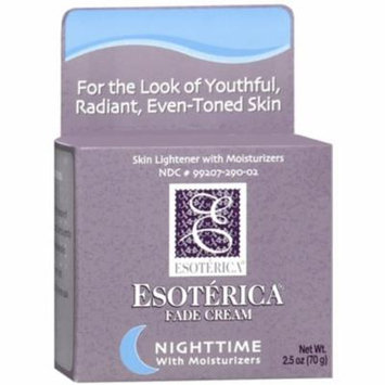 4 Pack - Esoterica Fade Cream Nighttime With Moisturizers 2.50 oz