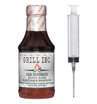 Grill Inc. BAYOU BLEND INJECTABLE MARINADE