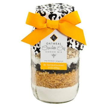 Crisp & Colorful Oatmeal Chocolate Chip Cookie Mix 24 oz