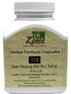 San Huang Xie Xin Tang 100 vcaps by TCMzone