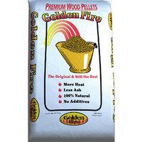 Golden Fire 40-lb Wood Pellets PELLETS-GF
