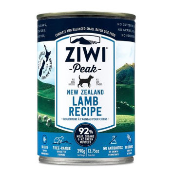 ZiwiPeak Canned Dog Lamb 13.75 oz Case 12
