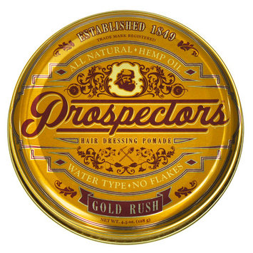 Prospectors Gold Rush Medium To Firm Hold Pomade 4.5 oz