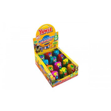 Yowie North America Inc Yowie Chocolates All American Collection, 12 Count