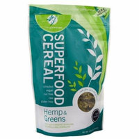 Living Intentions Activated Super Food Cereal Banana Hemp -- 9 oz pack of 3